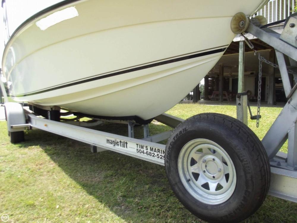 2001 Angler 2200 Grande Bay - Photo #11