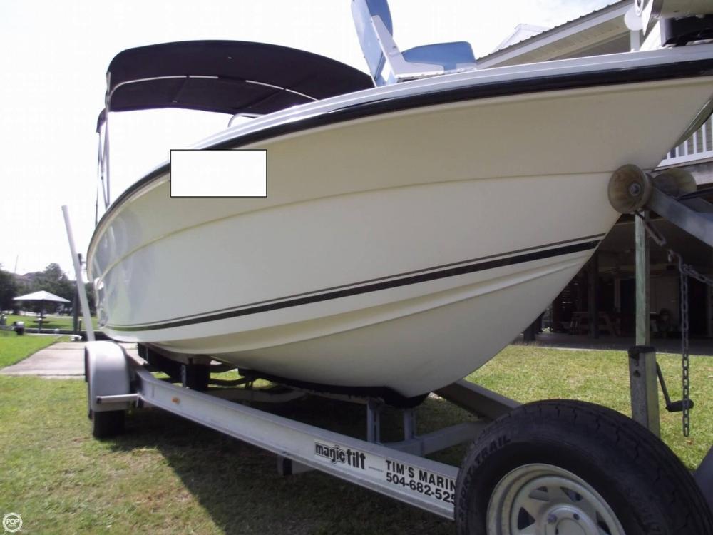 2001 Angler 2200 Grande Bay - Photo #12