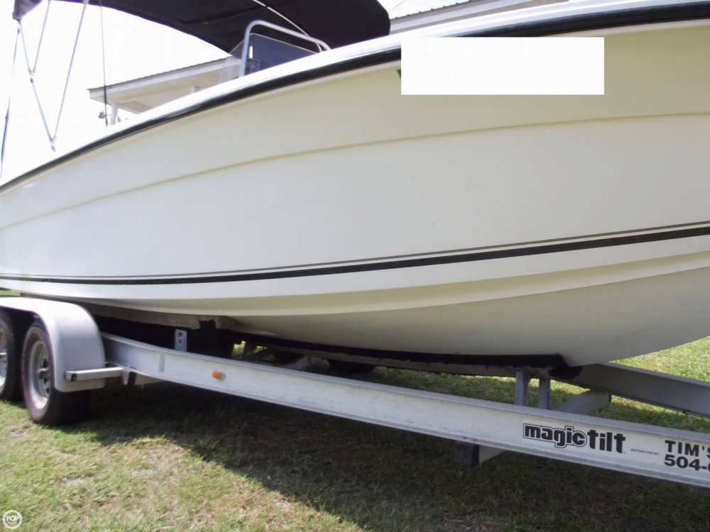 2001 Angler 2200 Grande Bay - Photo #14
