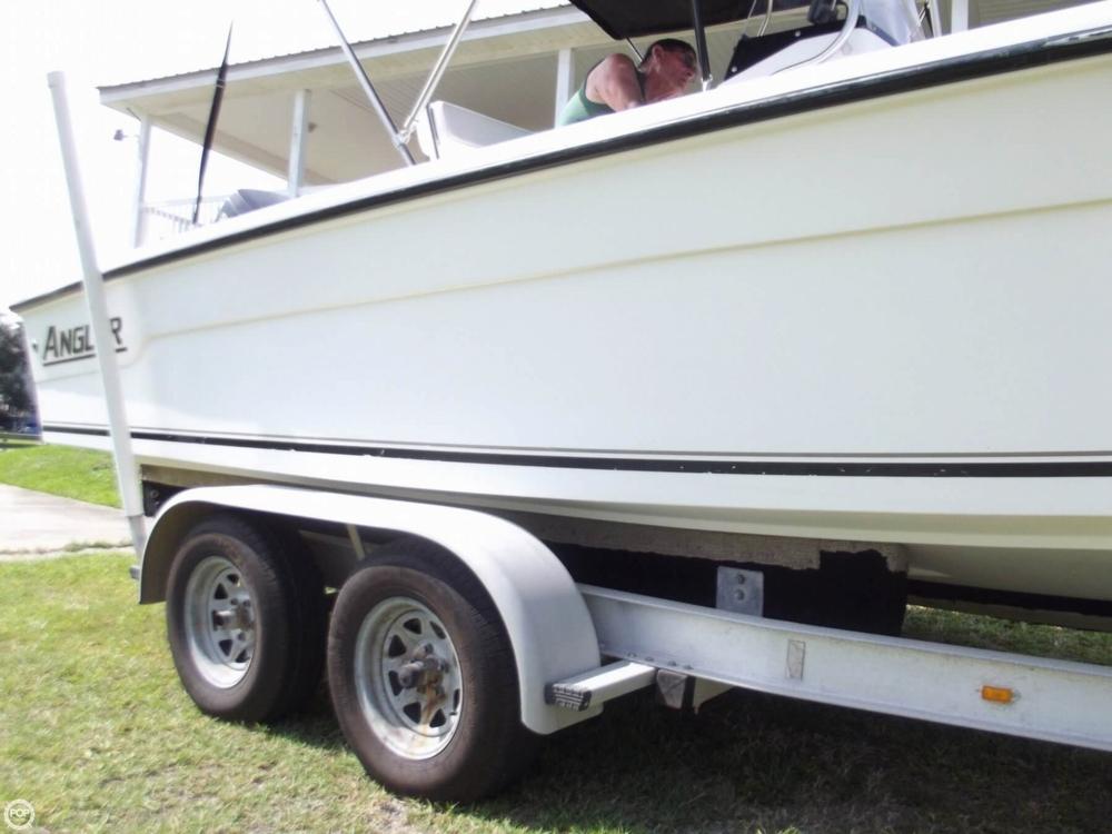 2001 Angler 2200 Grande Bay - Photo #16
