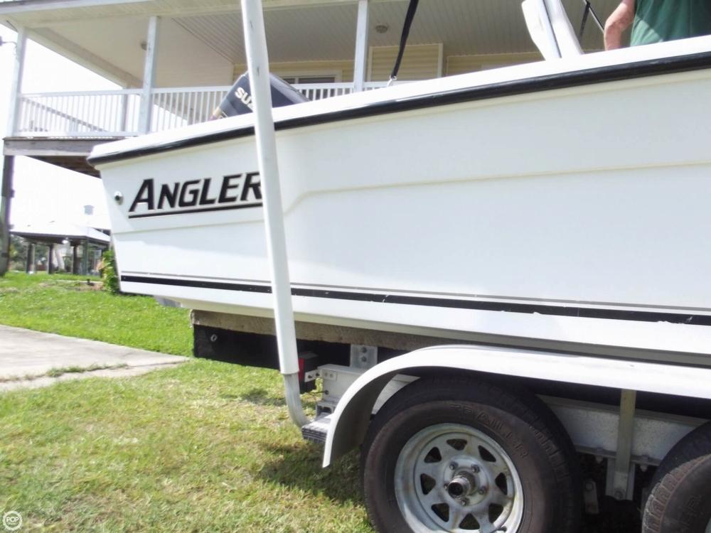 2001 Angler 2200 Grande Bay - Photo #17