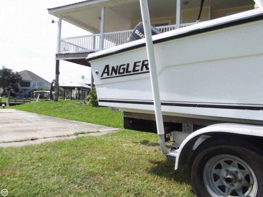 2001 Angler 2200 Grande Bay - Photo #18