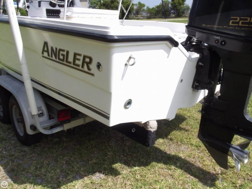 2001 Angler 2200 Grande Bay - Photo #23