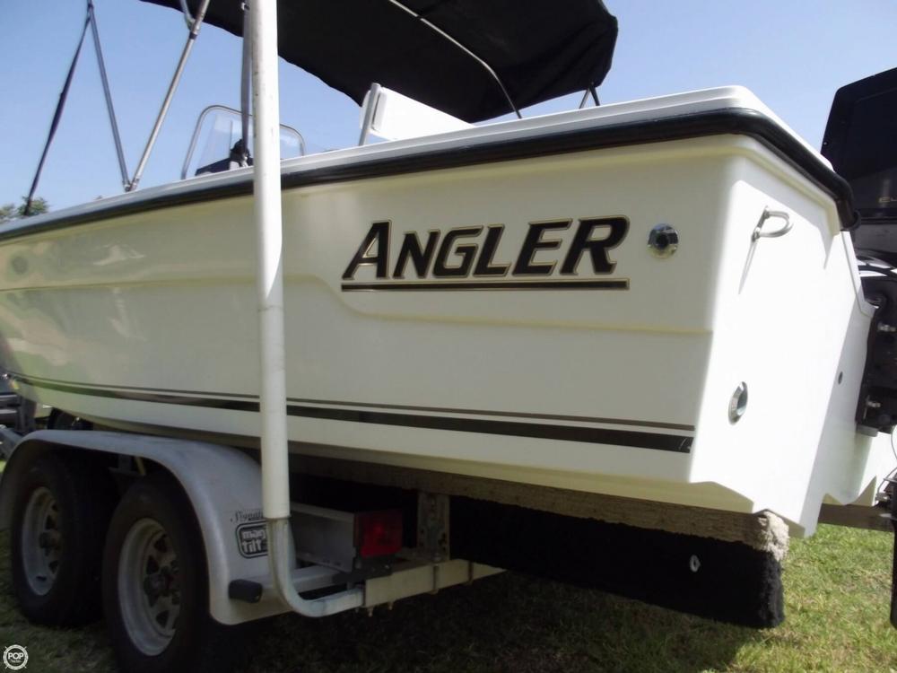 2001 Angler 2200 Grande Bay - Photo #25