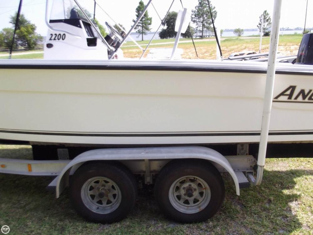 2001 Angler 2200 Grande Bay - Photo #27