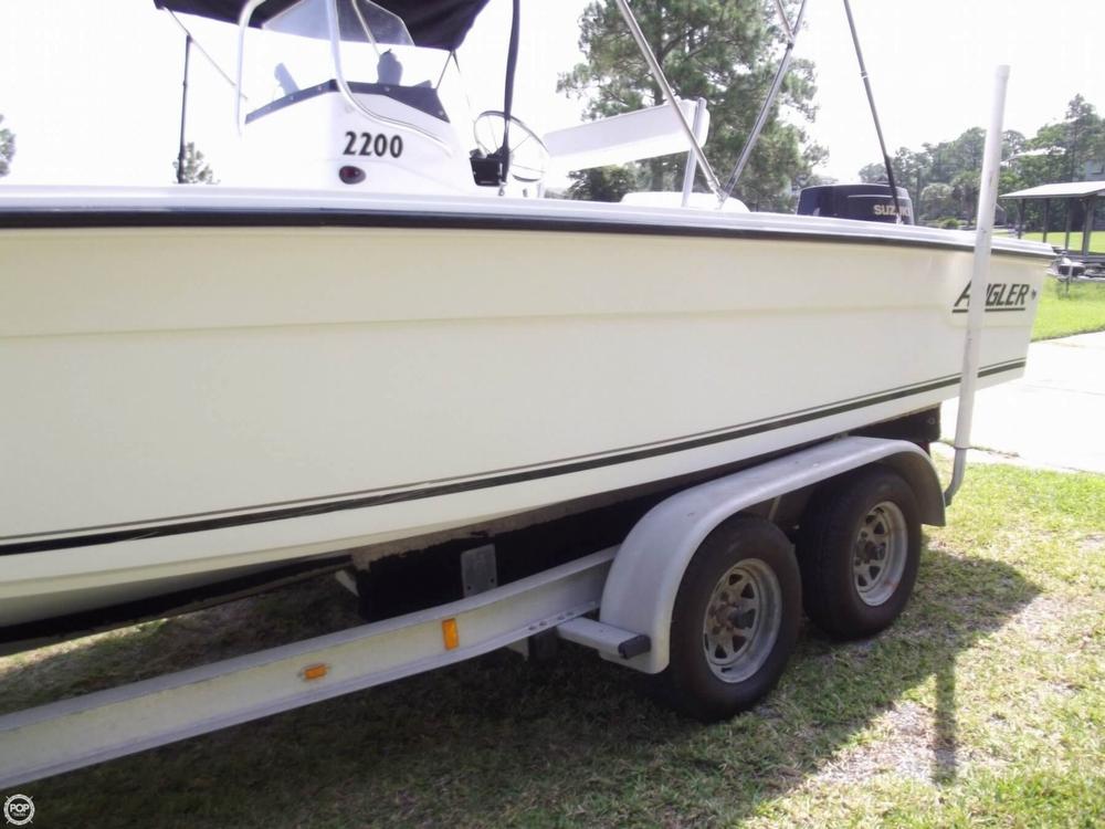 2001 Angler 2200 Grande Bay - Photo #29
