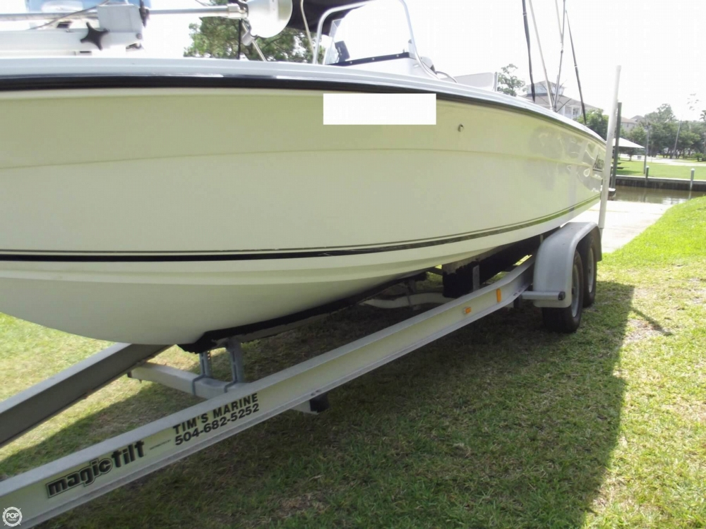 2001 Angler 2200 Grande Bay - Photo #31
