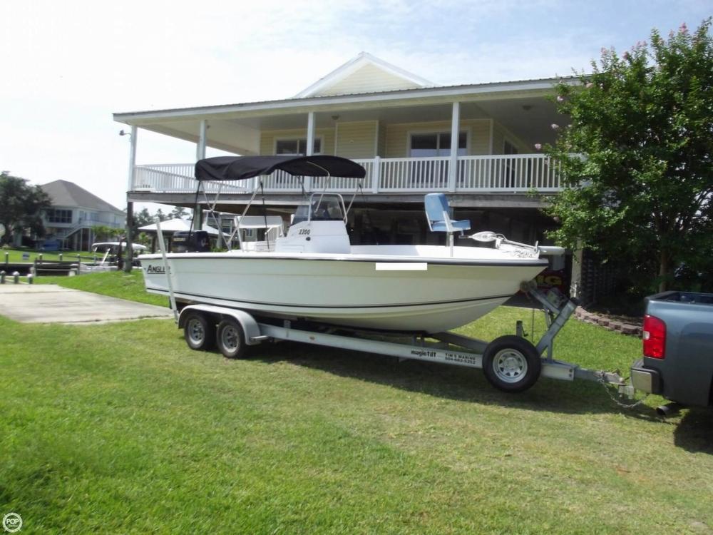 2001 Angler 2200 Grande Bay - Photo #33