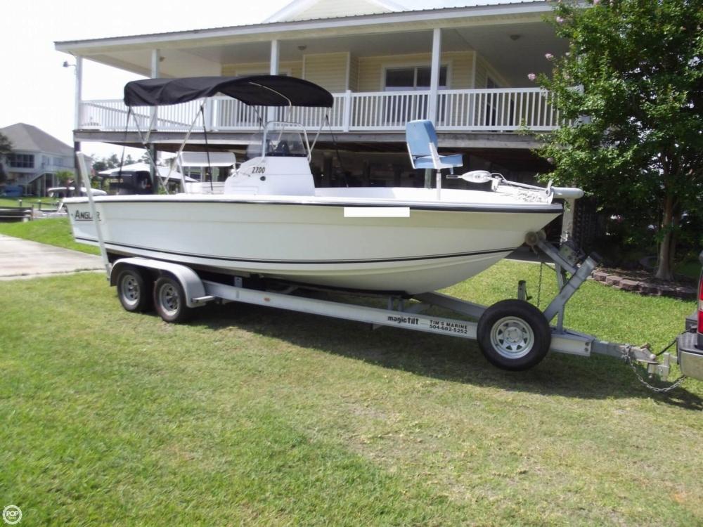 2001 Angler 2200 Grande Bay - Photo #4