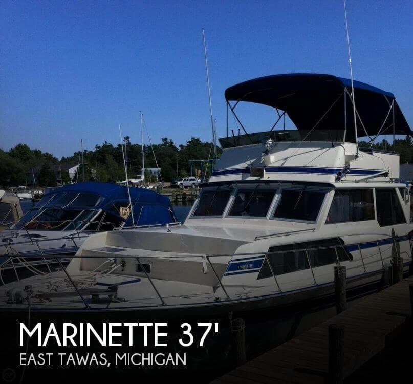 1978 Marinette 37 Double Cabin - Photo #1