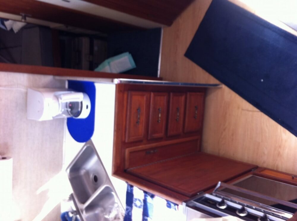 1978 Marinette 37 Double Cabin - Photo #6