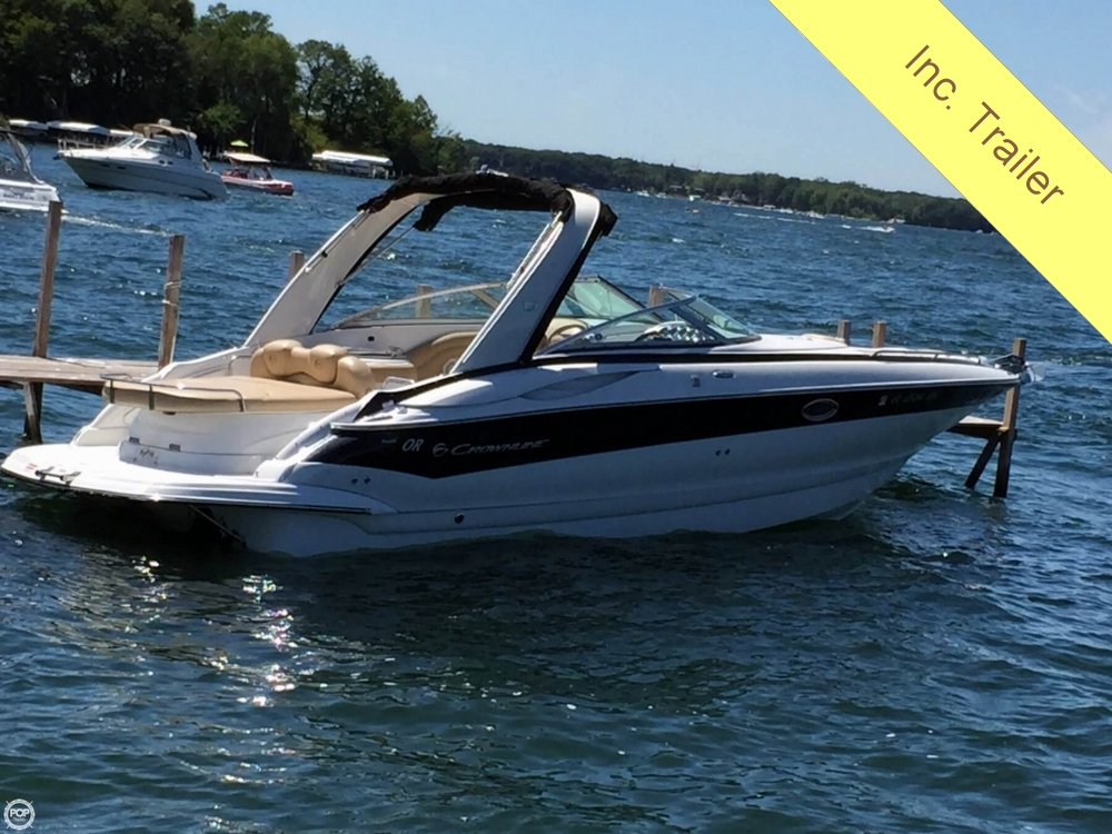 Used Boats For Sale in Iowa by owner | 2011 Crownline 30