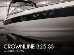 2011 Crownline 325 SS