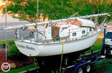 Cape Dory 25D, 25', for sale - $21,480