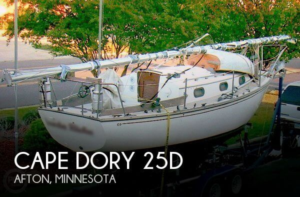 Used CAPE DORY Boats For Sale by owner | 1982 Cape Dory 25