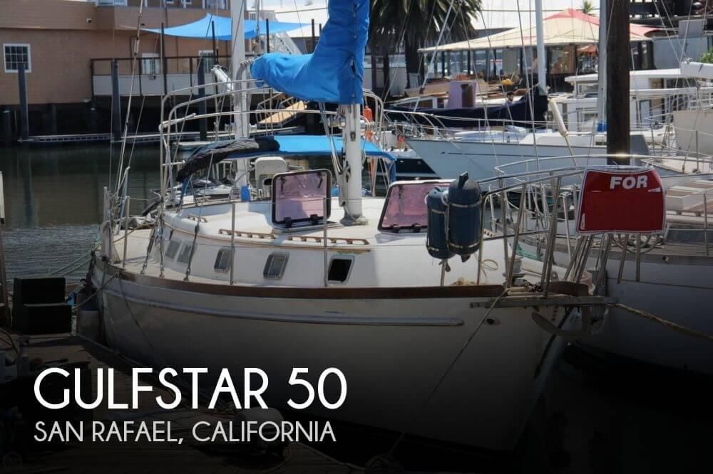 1977 Gulfstar 50 - Photo #1