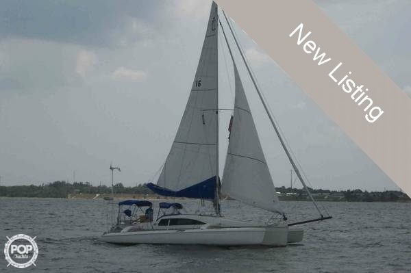 Used Boats For Sale in Deltona, Florida by owner | 2005 Corsair Marine 36