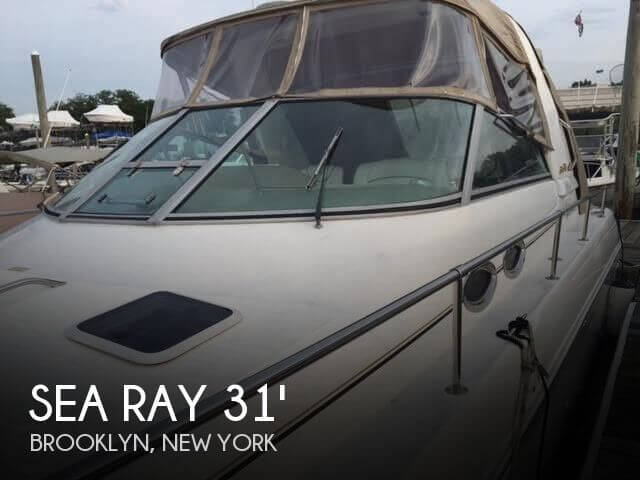2000 Sea Ray 310 Sundancer - Photo #1