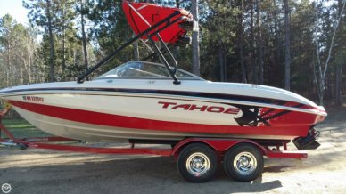 Tahoe 21 Q8 SSI, 21', for sale - $31,900