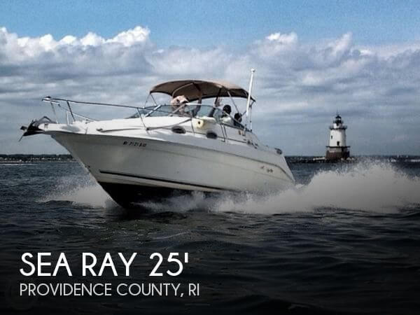 1997 Sea Ray 250 Sundancer - Photo #1