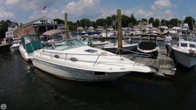 Sea Ray 250 Sundancer, 27', for sale - $16,000