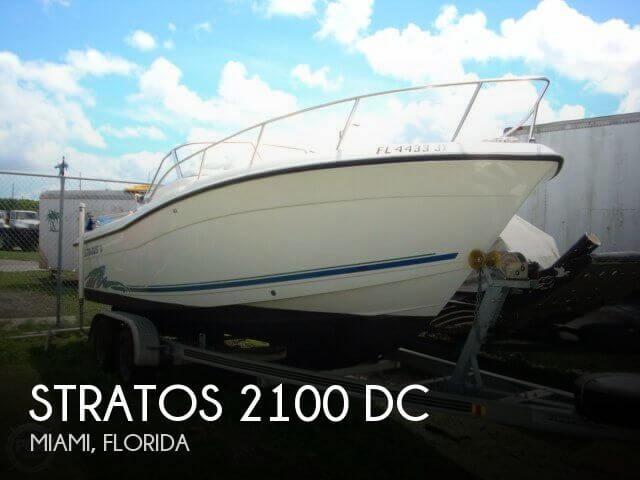 1997 Stratos 2100 DC - Photo #1