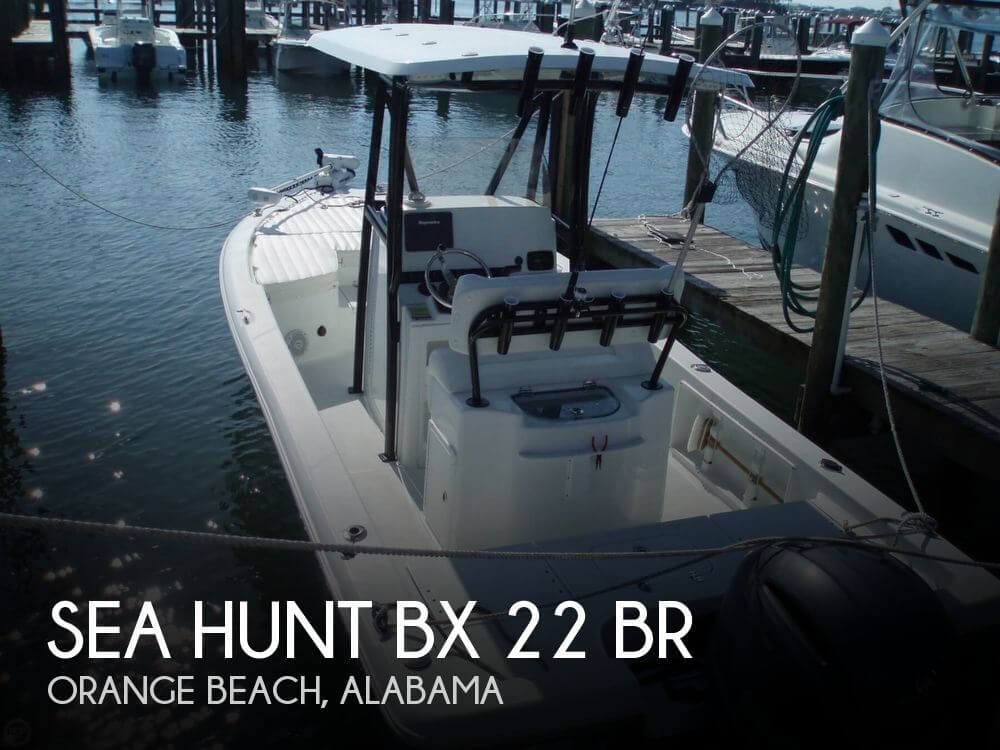 2015 Sea Hunt BX 22 BR - Photo #1
