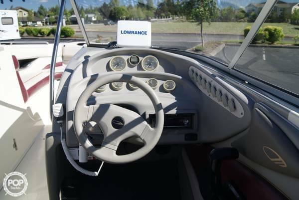 1995 Maxum 2300 SR - Photo #4