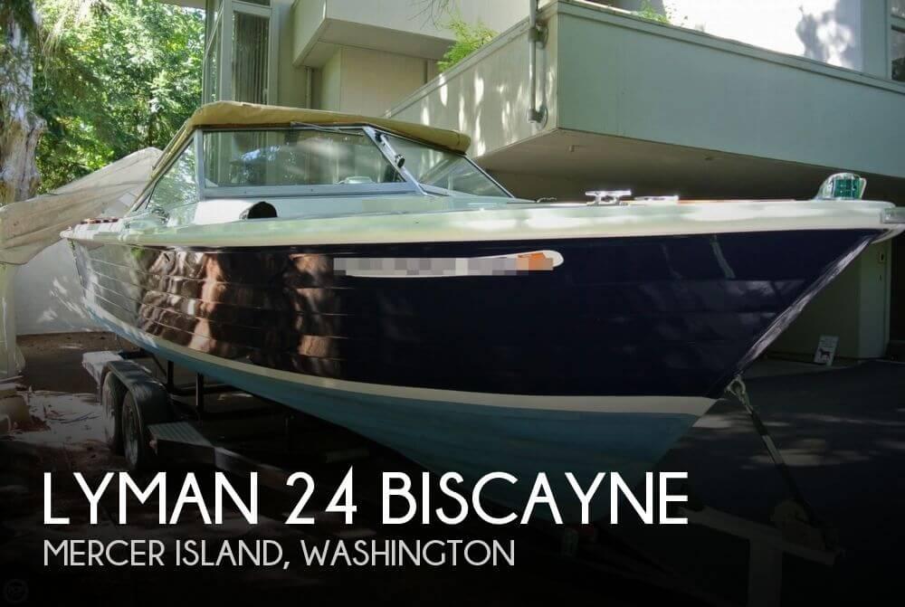 1978 Lyman 24 Biscayne - Photo #1