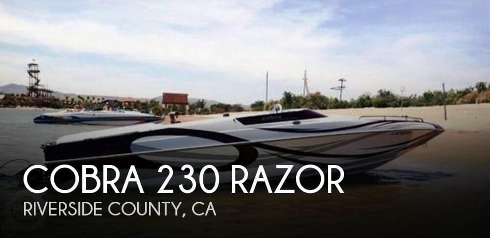 Used Cobra Boats For Sale by owner | 2009 Cobra Razor 23
