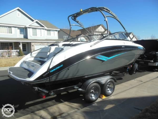 2014 yamaha 24 power boat for sale in centennial co for Yamaha 24 boat