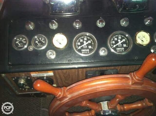 1969 Marinette 34 River Cruiser - Photo #25