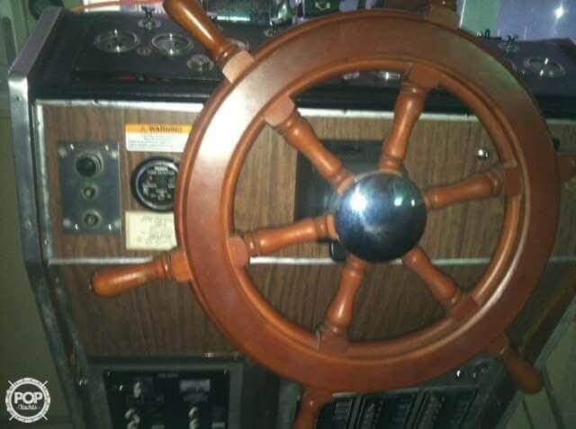 1969 Marinette 34 River Cruiser - Photo #26