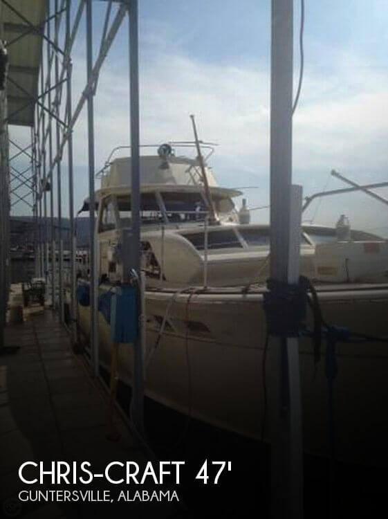 Used Chris-Craft Motoryachts For Sale by owner | 1969 Chris-Craft 47