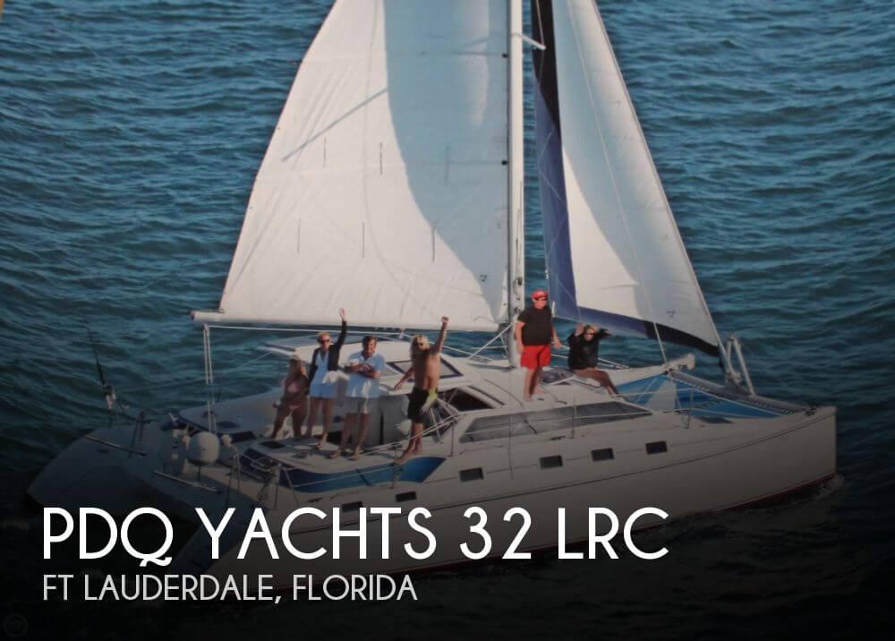 1995 PDQ Yachts 32 LRC - Photo #1