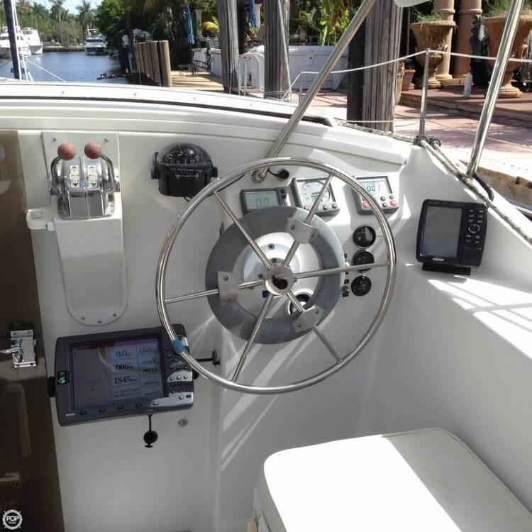 1995 PDQ Yachts 32 LRC - Photo #11