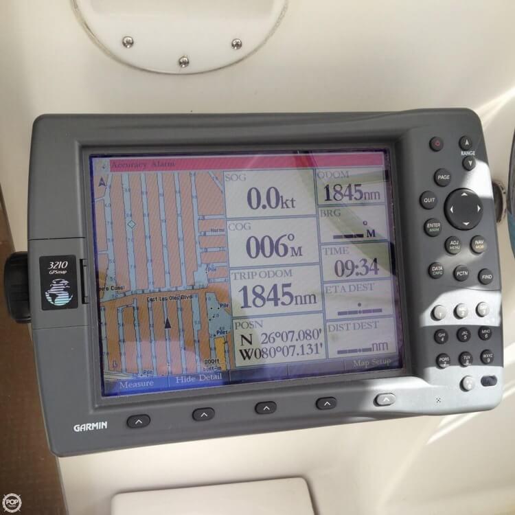 1995 PDQ Yachts 32 LRC - Photo #12