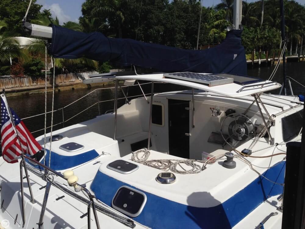 1995 PDQ Yachts 32 LRC - Photo #5