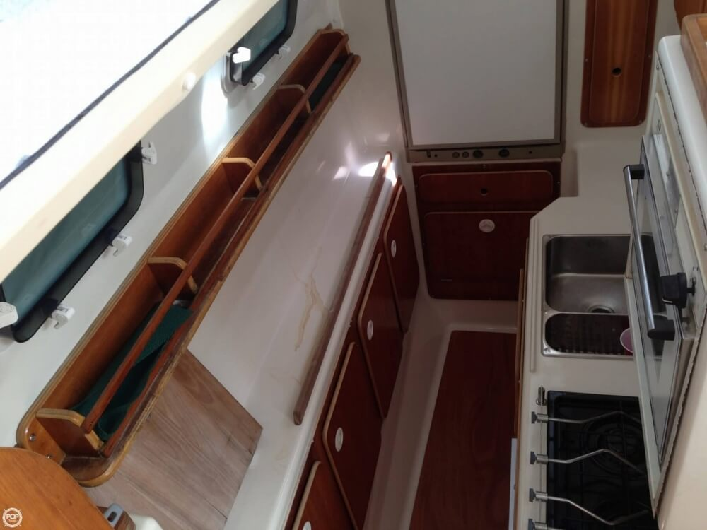 1995 PDQ Yachts 32 LRC - Photo #22