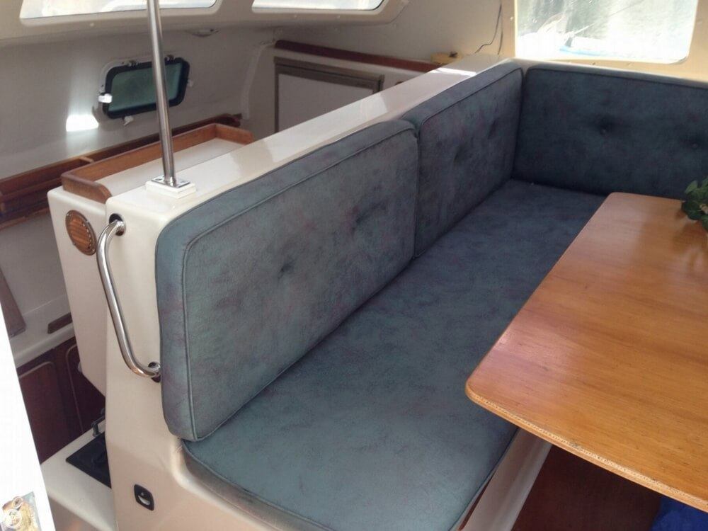 1995 PDQ Yachts 32 LRC - Photo #24