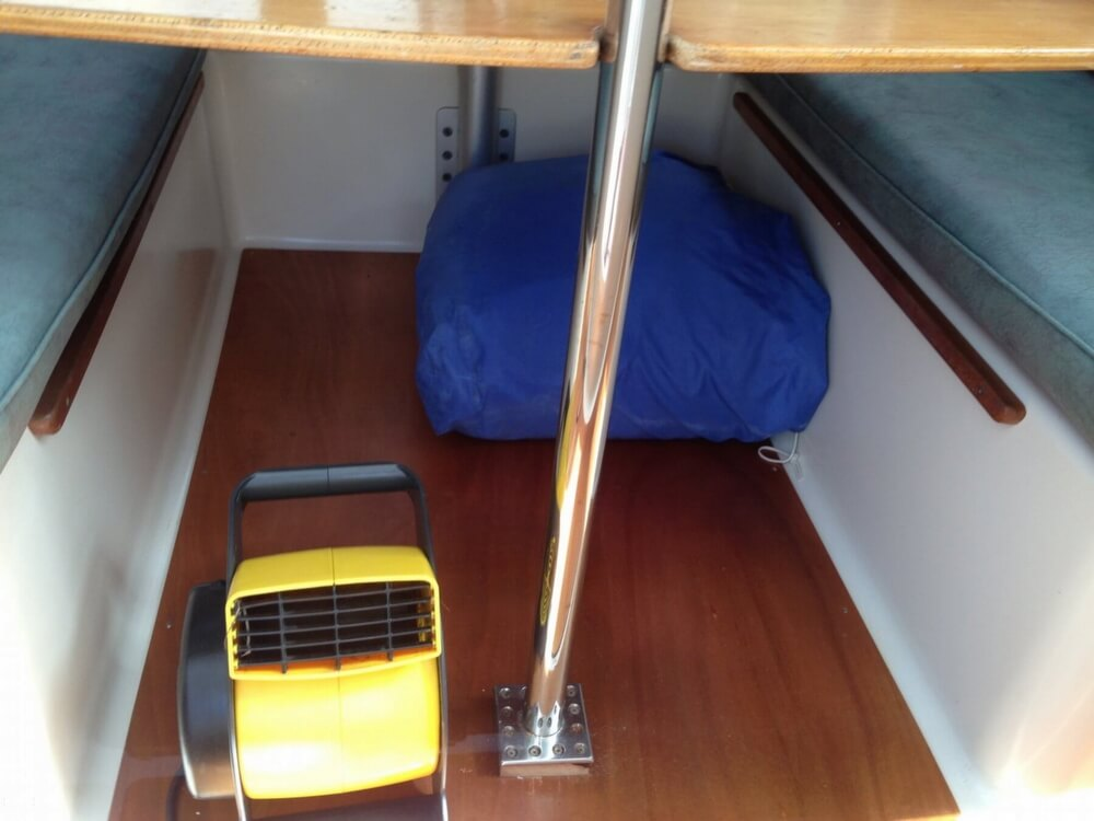 1995 PDQ Yachts 32 LRC - Photo #26