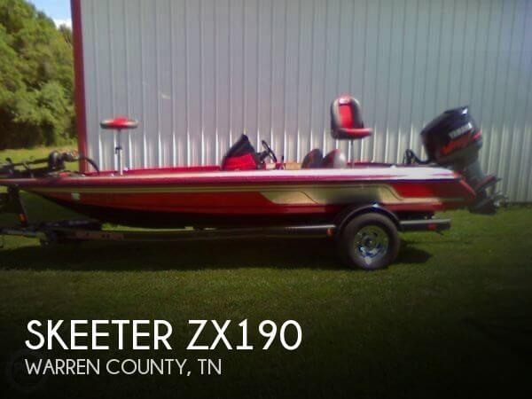 2007 Skeeter ZX190 - Photo #1