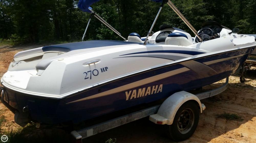 2002 Yamaha LX 2000 - Photo #5