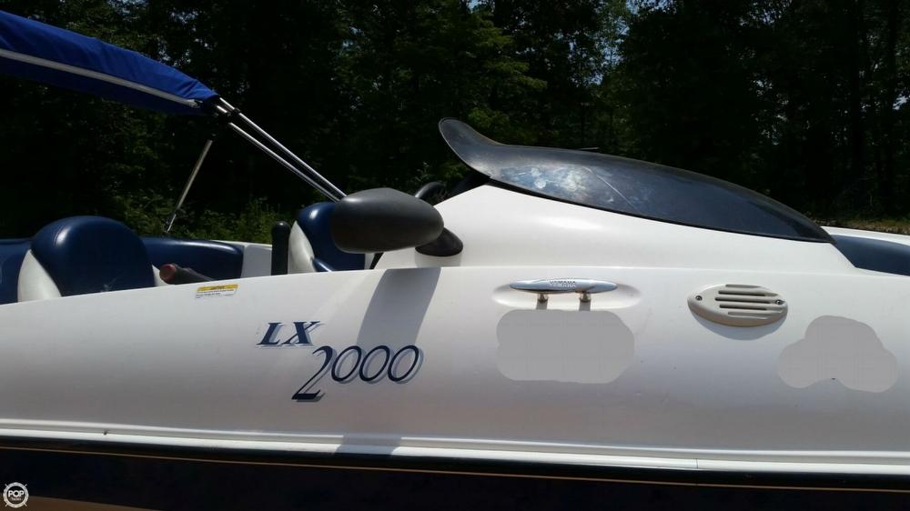 2002 Yamaha LX 2000 - Photo #18