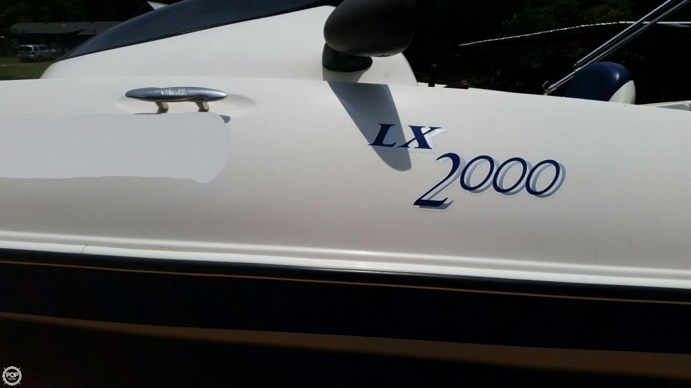 2002 Yamaha LX 2000 - Photo #31