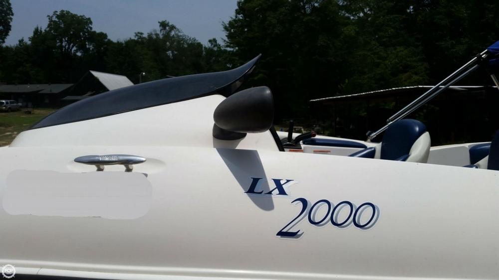 2002 Yamaha LX 2000 - Photo #32
