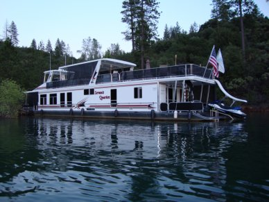 Sharpe 84 foot Houseboat, 84', for sale - $335,000