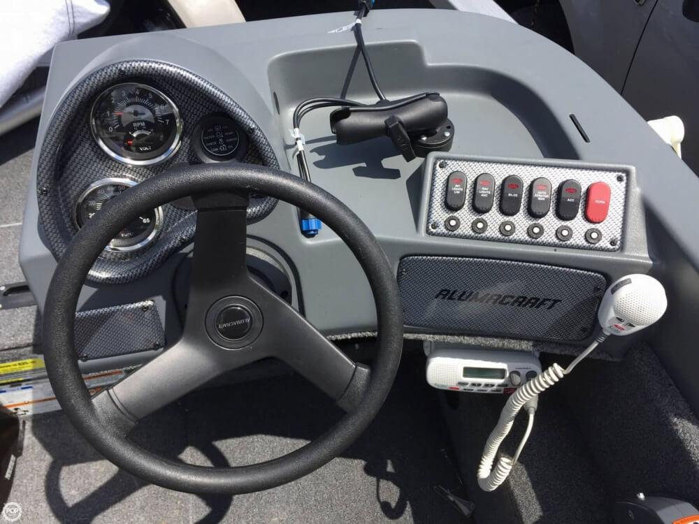2013 Alumacraft Navigator 165 CS - Photo #6