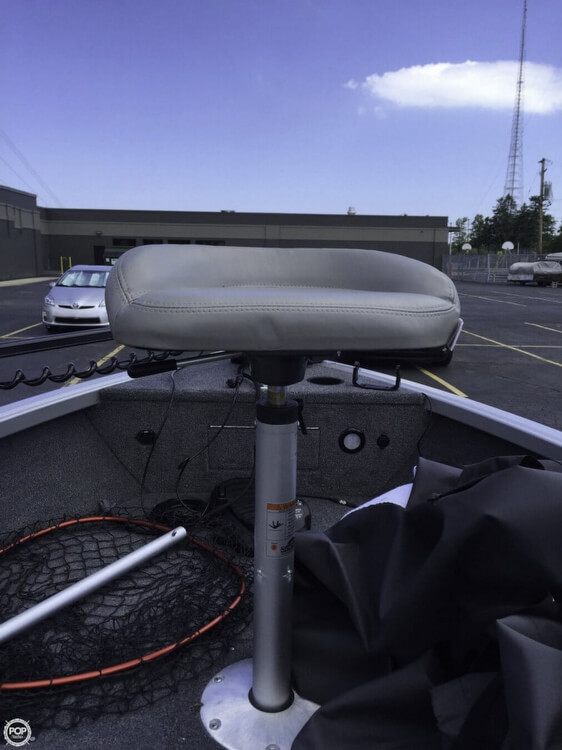 2013 Alumacraft Navigator 165 CS - Photo #17