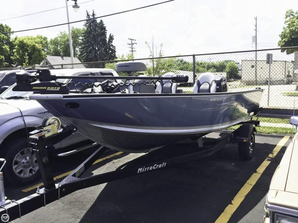 2013 Alumacraft Navigator 165 CS - Photo #2